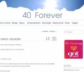 40 Forever